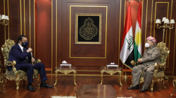 KDP 'Barzani receives the Kisnazi way leader
