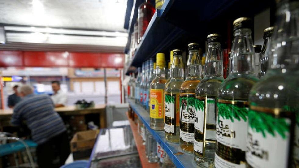 في بغداد .. إستهداف محل لبيع المشروبات الكحولية بقنبلة