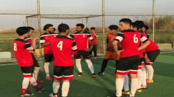 الطلبة يوقف التدريبات.. ومدرب الفريق للاعبين: تمرنوا مع الفرق الشعبية