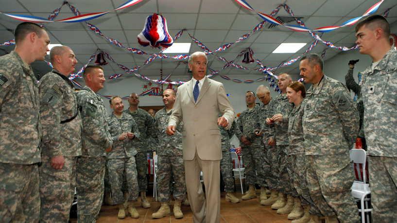 Biden: The US does not accept Kirkuk as a KURDISH CAPITAL