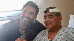 أول صورة لمارادونا بعد أنباء وفاته