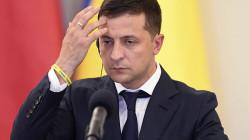 نقل الرئيس الأوكراني الى المستشفى بعد إصابته بكورونا