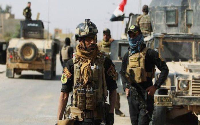 سقوط جندي عراقي ضحية برصاص قناص قرب كركوك