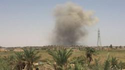"""بإسناد طيران الجيش.. تدمير مخبأ """"كبير"""" لأعتدة داعش في بهرز"""
