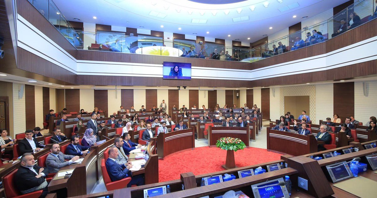 Kurdistan Parliament to discuss the approval of the fiscal deficit law in a session
