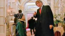 """بشرط غريب.. هكذا شارك ترامب في فيلم """"وحيد في المنزل"""""""