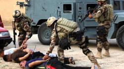 الاستخبارات العسكرية تطيح بثلاثة إرهابيين في الساحل الايمن للموصل