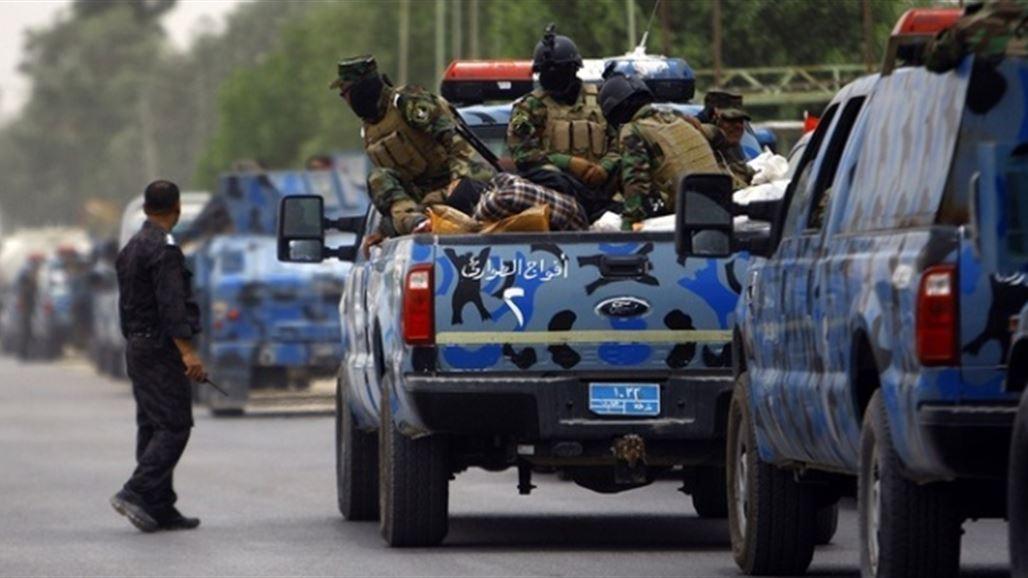 ضبط موقعين وعجلات لتهريب النفط بثلاث محافظات عراقية