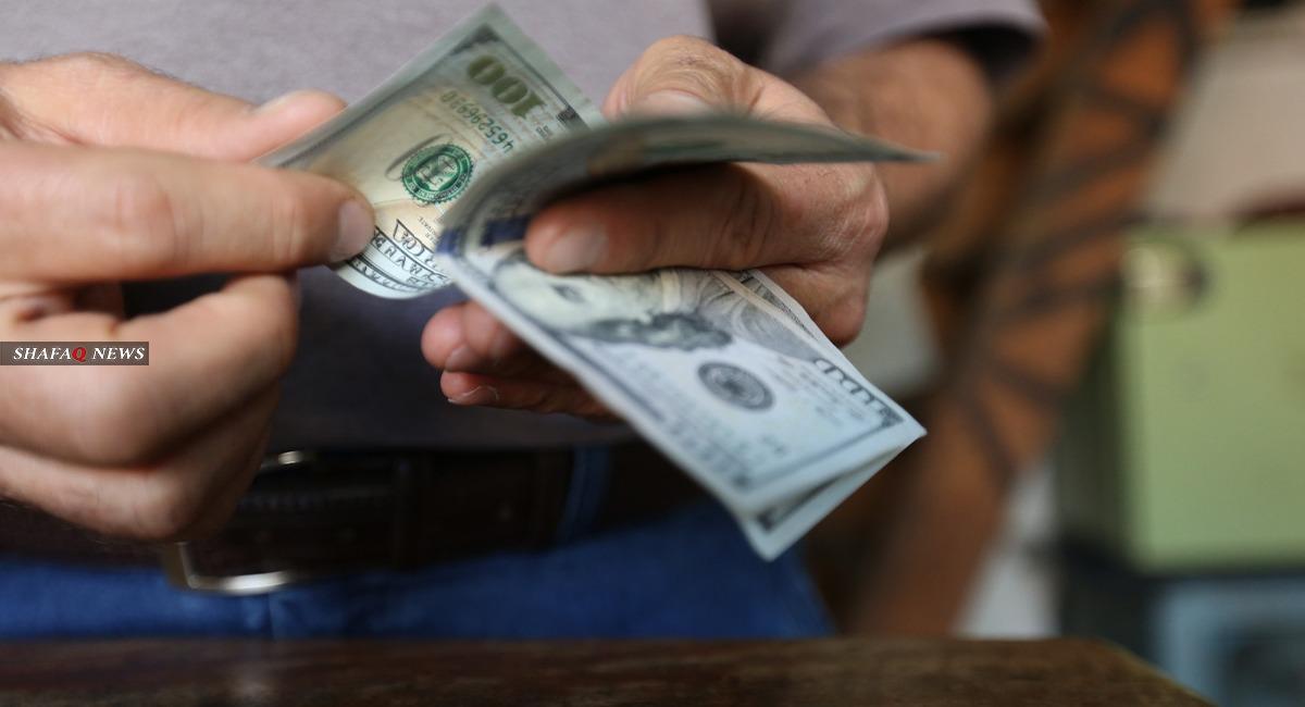 بەرزەوبوین كەمیگ لە نرخ خەرج دۆلار لە بەغداد وهەرێم کوردستان