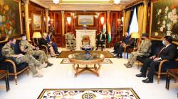 بريطانيا تؤكد مساندة ودعم العراق واقليم كوردستان