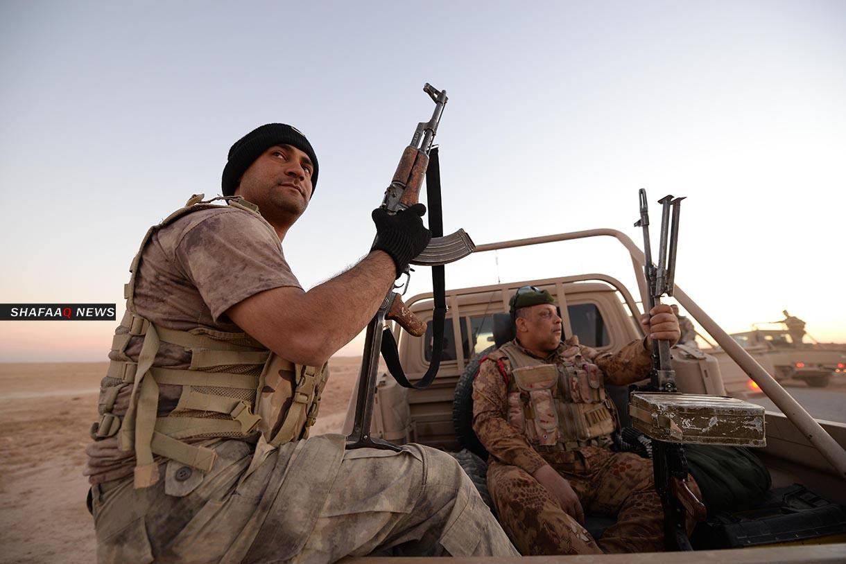 Iraqi Forces arrest PKK fighters