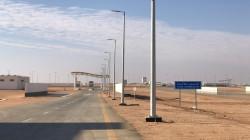 العراق والسعودية يفتتحان رسميا منفذ عرعر الحدودي