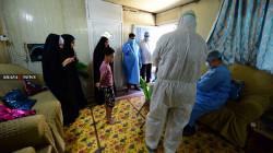 عراق ٢٣٤٩ تووشهاتن نوو وەڤایڕۆس کۆڕۆنا و ٢١٥١ خاسەوبوین تۆمار کەێد