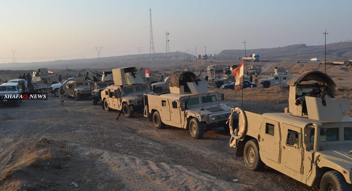 """ديالى.. حصيلة هجوم """"حلوان"""" ينتهي بمقتل جنديين وإصابة ثالث"""