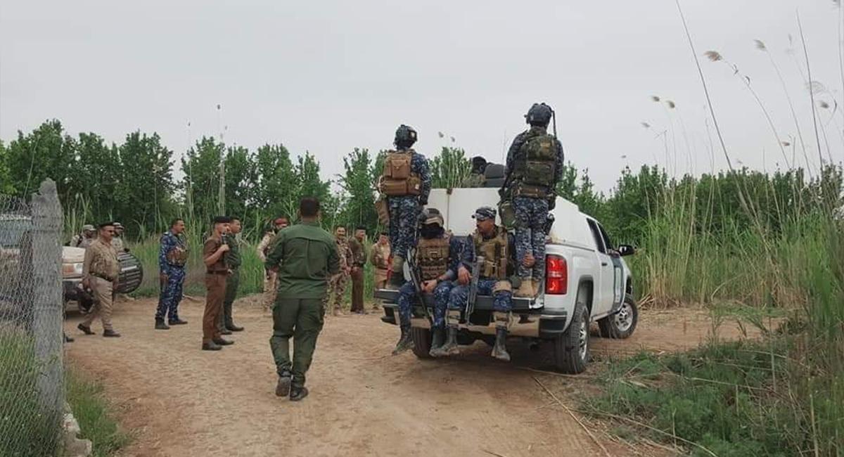 "Yathrib district director demands war equipment to confront ""ISIS surprise attacks"""