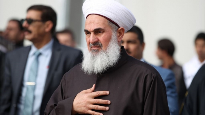 The Sunni Mufti: dissociating the Sunni-Shiite endowments is an introduction to dividing Iraq