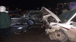 3 killed in a traffic accident in Al-Sulaymaniyah