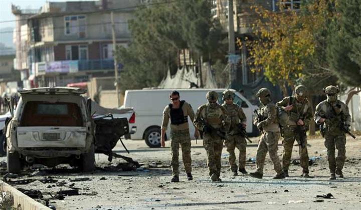 انفجارات تهز كابول قبل لقاءات السلام الأفغانية وسقوط قذيفة على السفارة الإيرانية