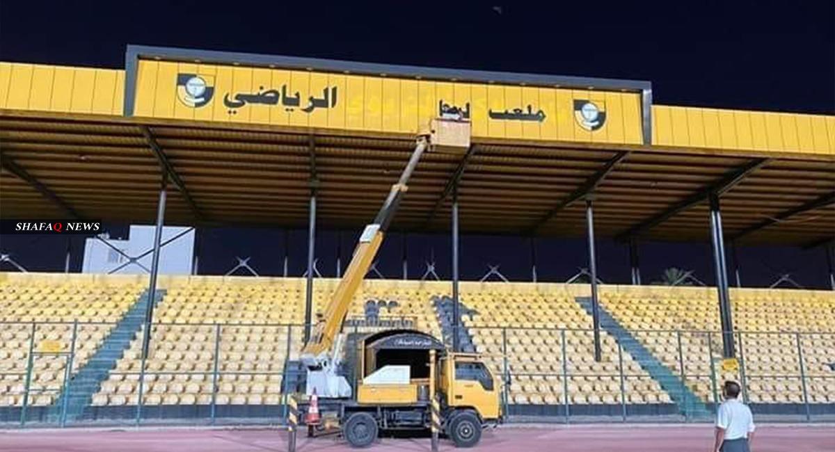 """الطلبة يختار ملعب """"أحمد راضي"""" بديلاً عن الشعب"""