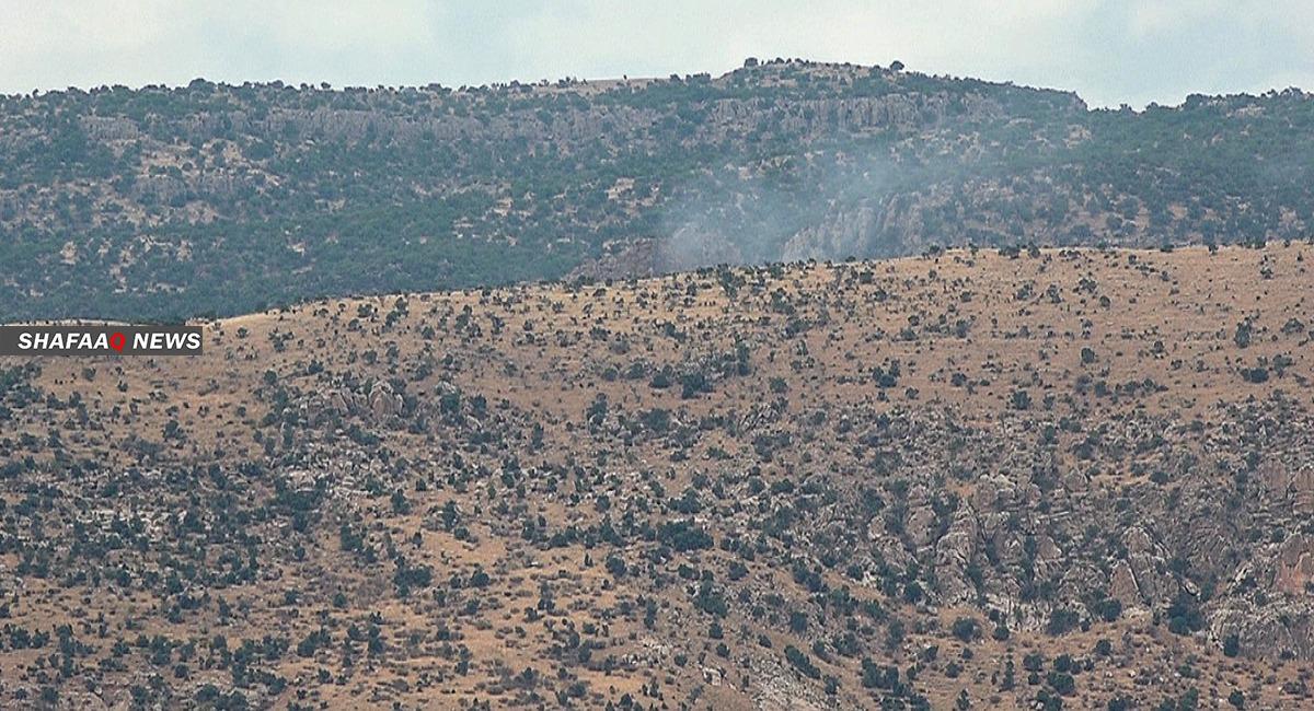 Turkish warplanes attack Kurdistan 'Bradost
