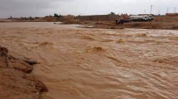 صلاح الدين تطمئن الأهالي بشأن الأمطار السيول