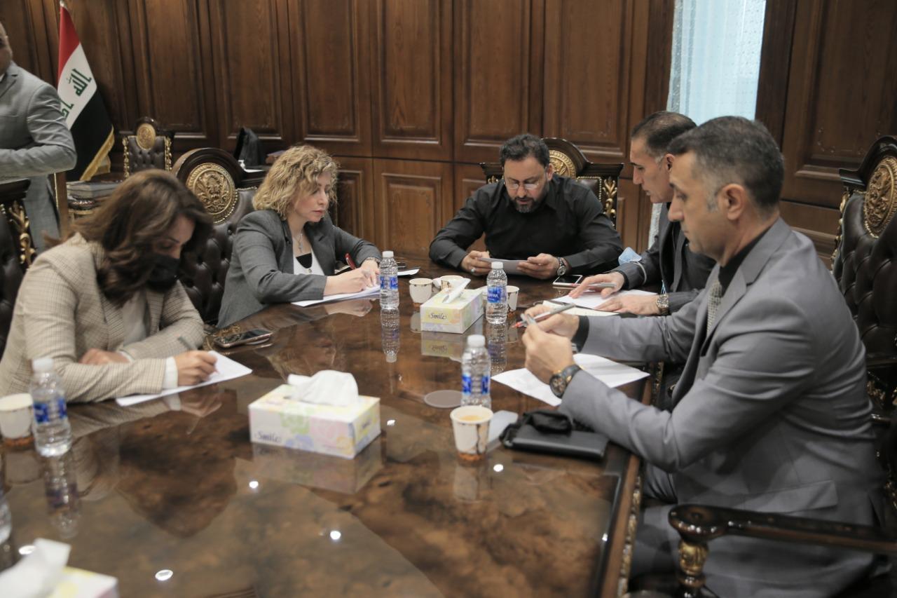 البرلمان العراقي يناقش عدم اعتراف الاولمبية الدولية بانتخابات نظيرتها العراقية