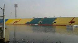 الامطار تؤجل مباراة الكرخ ونفط الوسط إلى الثلاثاء المقبل