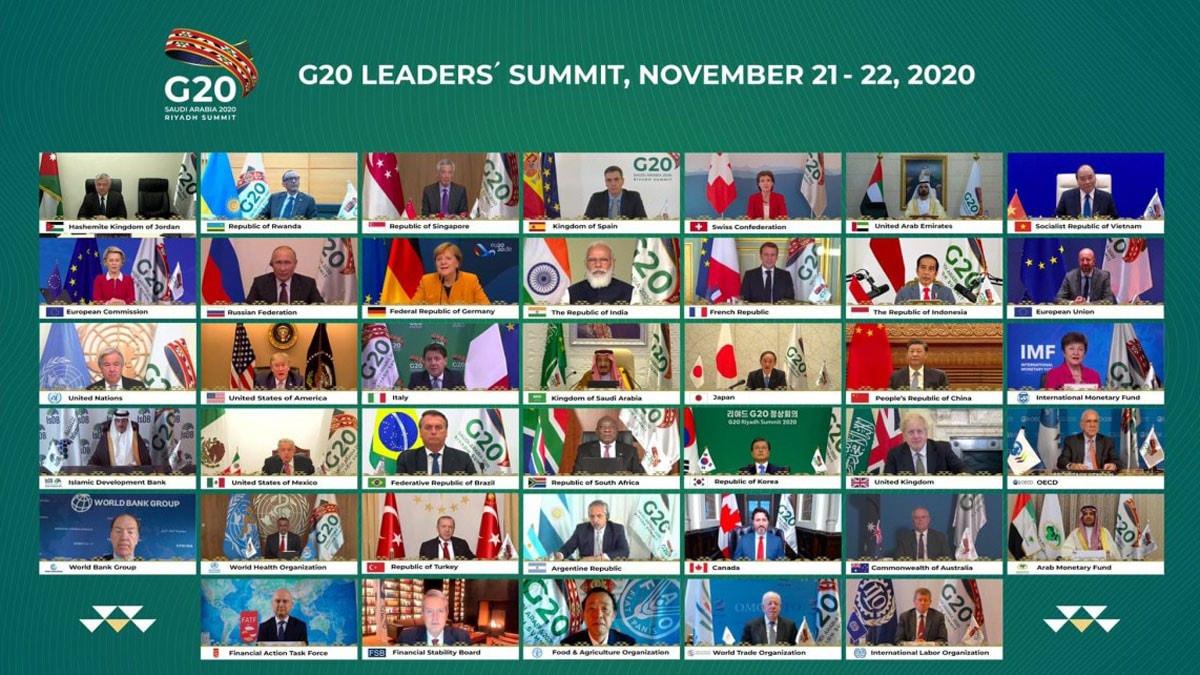 ميركل: مجموعة العشرين ستوزع ملياري لقاح كورونا على العالم