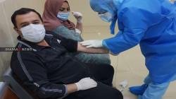 العراق يسجل 1961 إصابة جديدة بفيروس كورونا خلال يوم