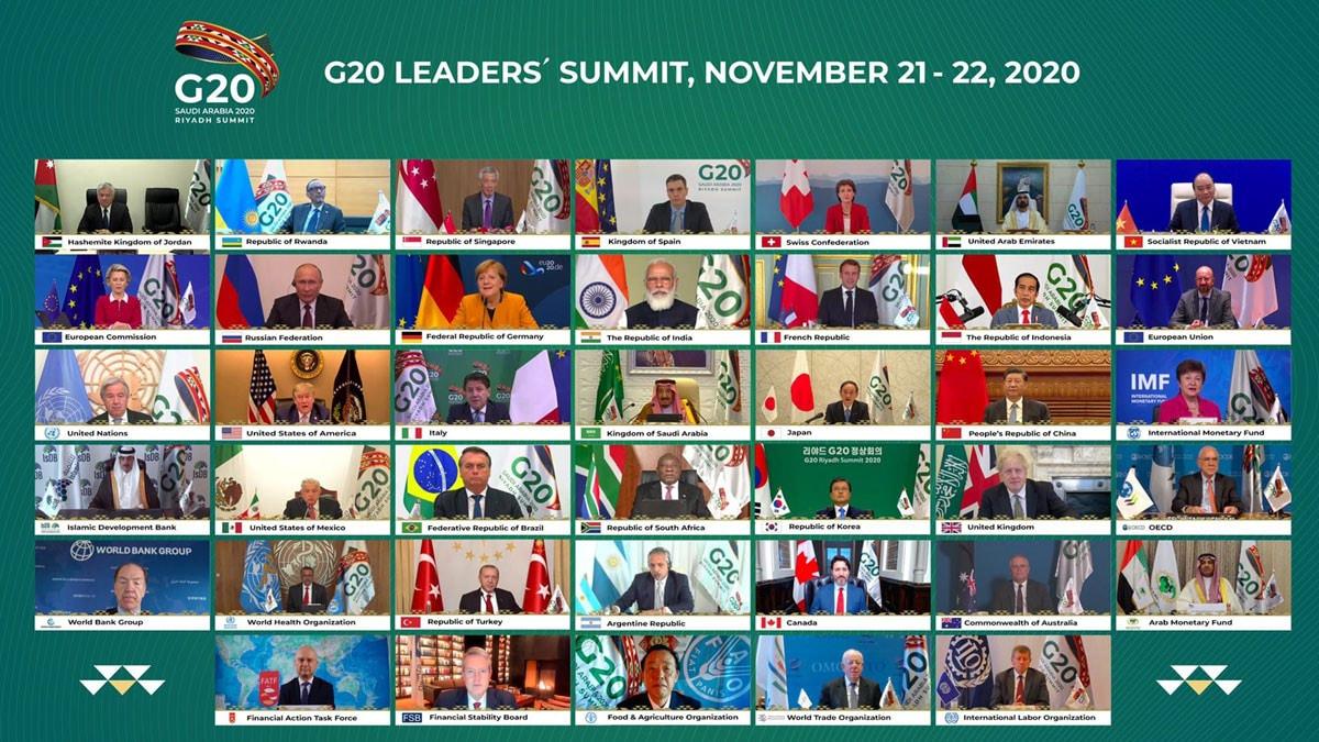 """مجموعة العشرين تتفق على توزيع """"عادل"""" للقاح كورونا"""