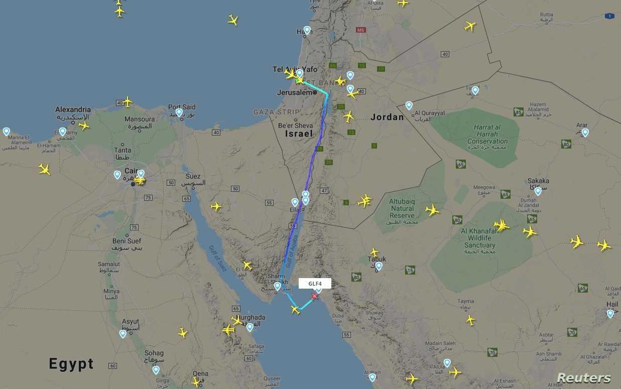 كشف المستور.. مسار وتفاصيل رحلة نتنياهو إلى السعودية