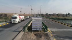 """بعد 3 سنوات .. إعادة تأهيل وإفتتاح جسر """"آلتون كوبري"""" بين أربيل وكركوك"""