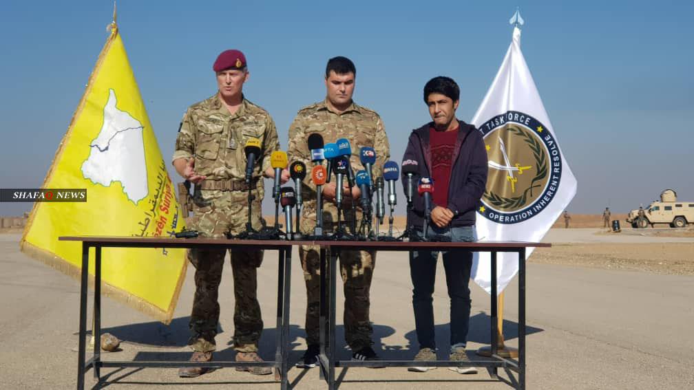 """التحالف الدولي يوضح طبيعة الانسحاب الأمريكي من سوريا إلى العراق ويعلن """"التزاماً"""" بدعم """"قسد"""""""