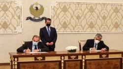 داخلية إقليم كوردستان توقع عقداً لتحويل خدماتها للنظام الالكتروني