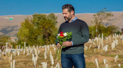 "Talabani visits the ""cursed cemetery"""