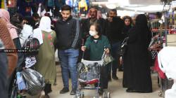 صور.. إقبال كبير على المواد الغذائية قبيل حظر تجوال كامل في القامشلي