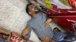 فيديو.. مسلحون يفتحون النار على ناشطين إثنين في بغداد