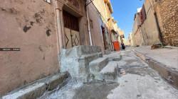 """""""فينيسيا"""" الموصل تهدد بنزوح من نوع آخر.. والأهالي يلجأون للمصدات"""