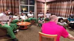 رئيس وفد المنتخب العراقي لكرة السلة: نتعرض لمعاملة سيئة في البحرين