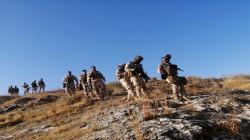 """تحسباً لـ""""هجمات الغدر"""".. الجيش العراقي ينشر فوجاً من قواته شمالي صلاح الدين"""