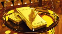 الذهب يتراجع مع قلق المستثمرين من اجراء امريكي