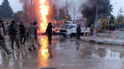 Car bomb explodes at a checkpoint in Syria' Al-Hasakah