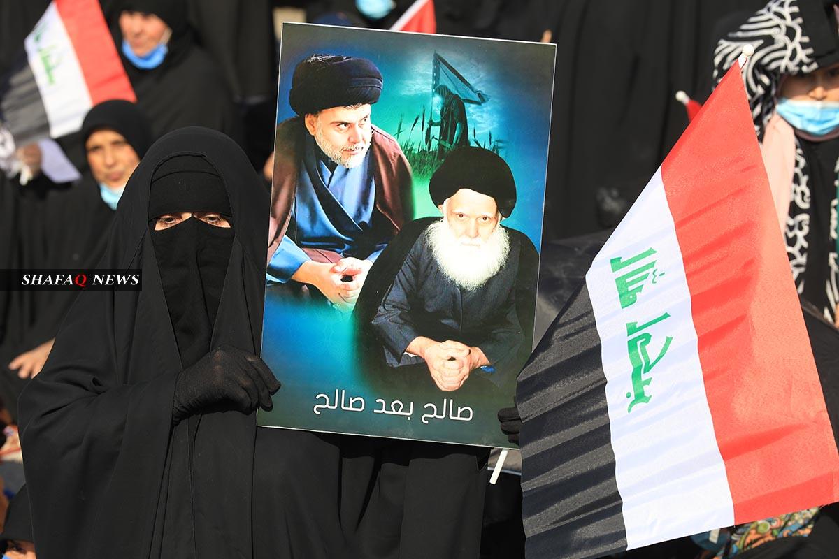 الصدر يحشد لأغلبية برلمانية: القتل والعنف آخر الكي ولسنا بصدده