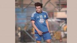 وفاة لاعب عراقي اثناء مباراة فريقه مع نادٍ آخر