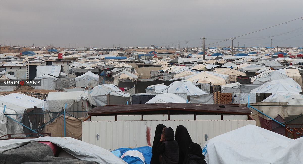 An Iraqi refugee died in Al-Hol camp
