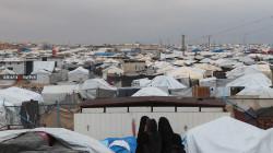 An Iraqi refugee died in Al-Hol camp