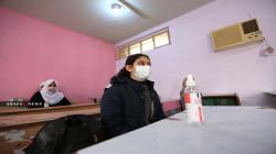 كورونا يخترق أسوار مدارس الموصل وتخوف من تفشٍ خطر