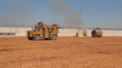 تسيير دورية عسكرية روسية – تركية مشتركة بمنطقة الإدارة الذاتية