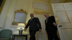 """الكاظمي يتطلع إلى مساعدة بريطانيا لإجراء انتخابات """"حرة وشفافة"""""""