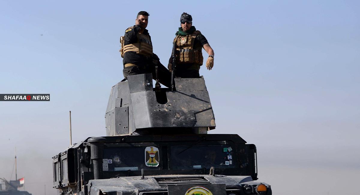"""مكافحة الارهاب تطيح بـ""""معاون والي العراق"""" جنوبي كركوك"""
